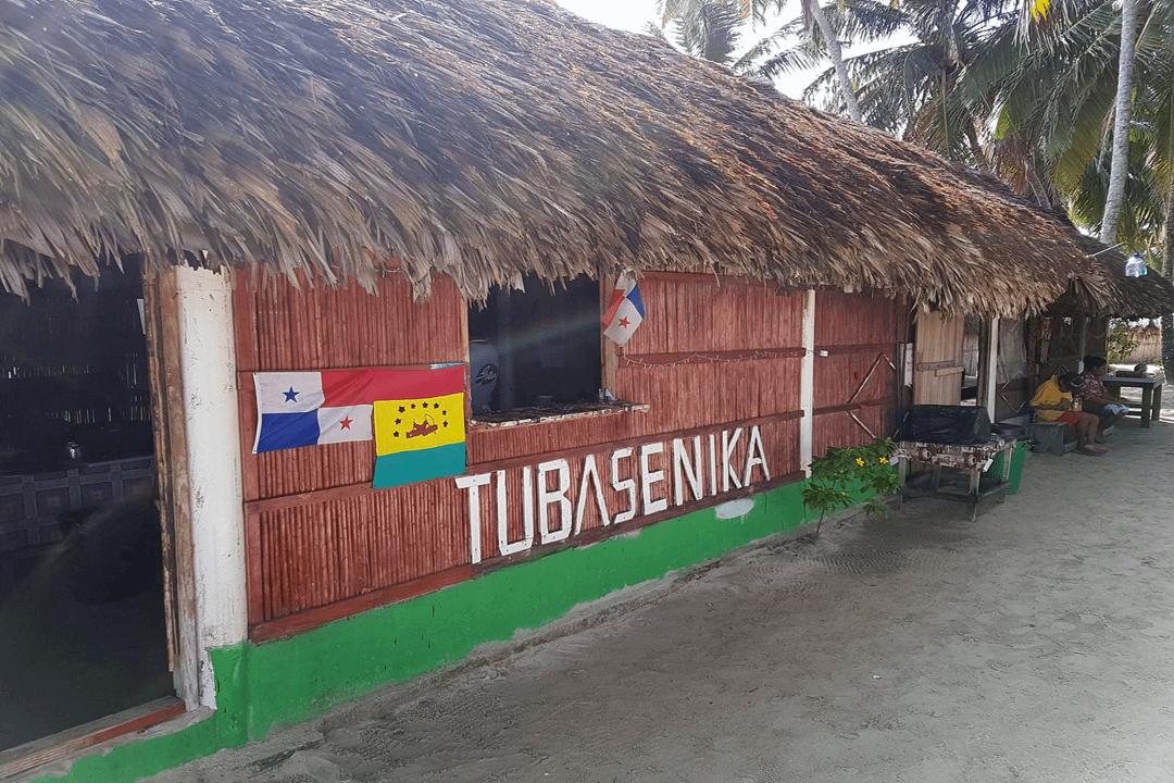 Isla Tubaseniga