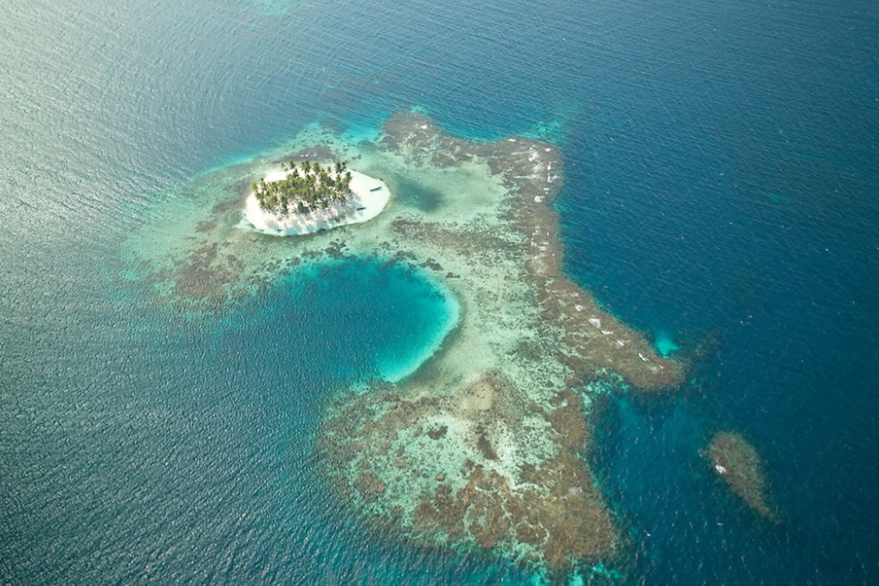 Islas en Gaimaudubgan