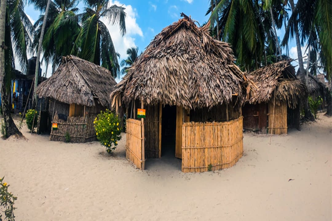 Cabaña en Isla Tubaseniga
