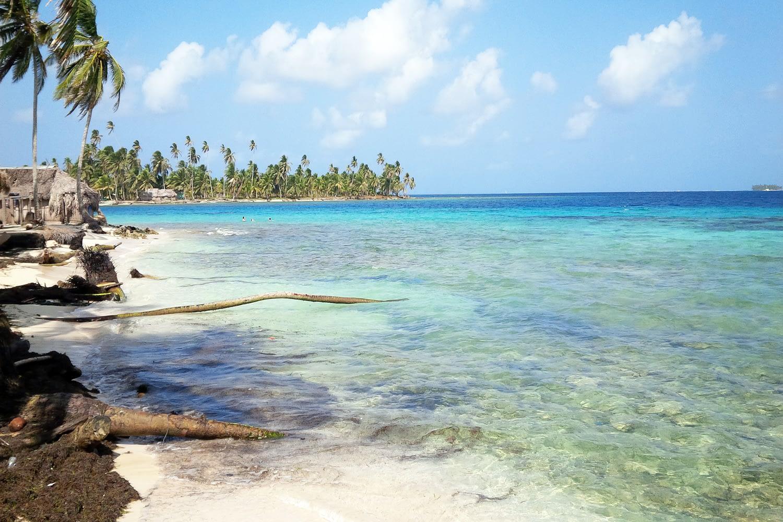 Parte posterior de la Isla Assudub Bibbi