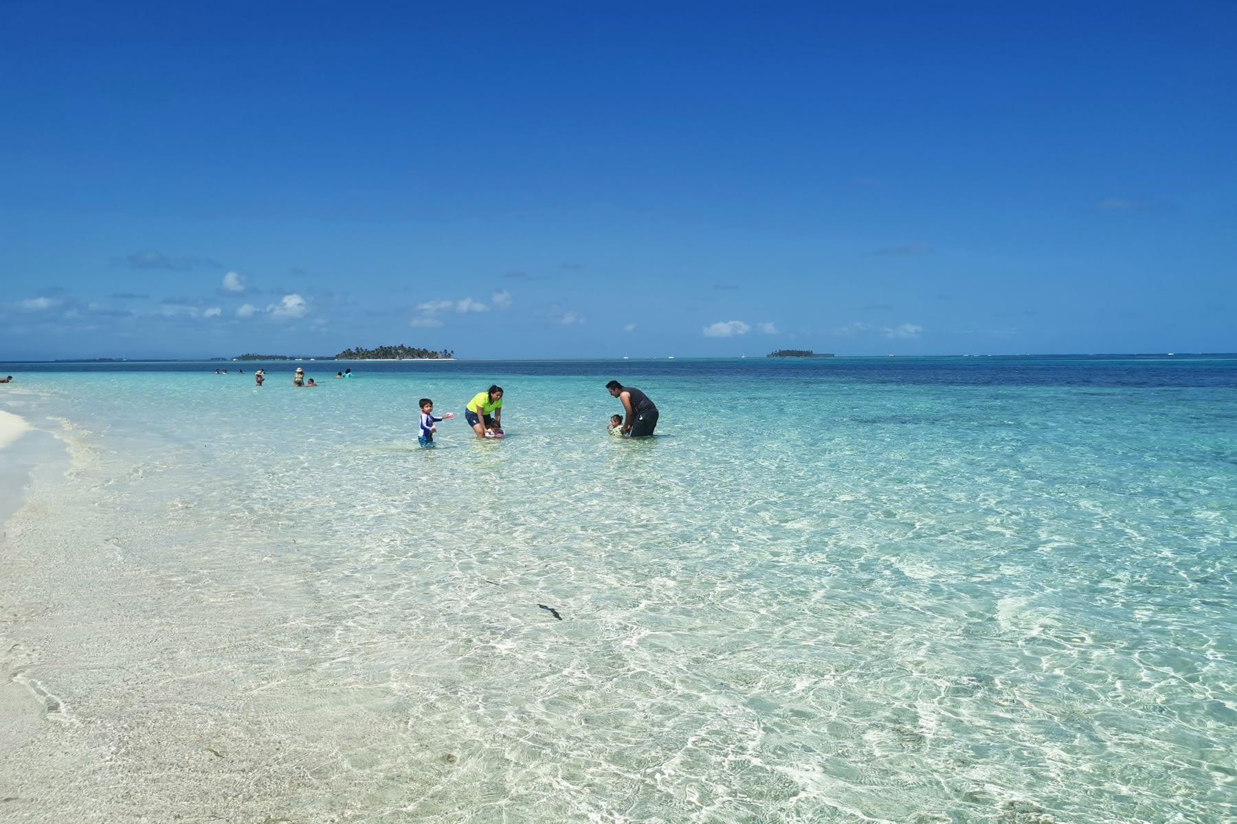 Playa de la Isla Masargandub