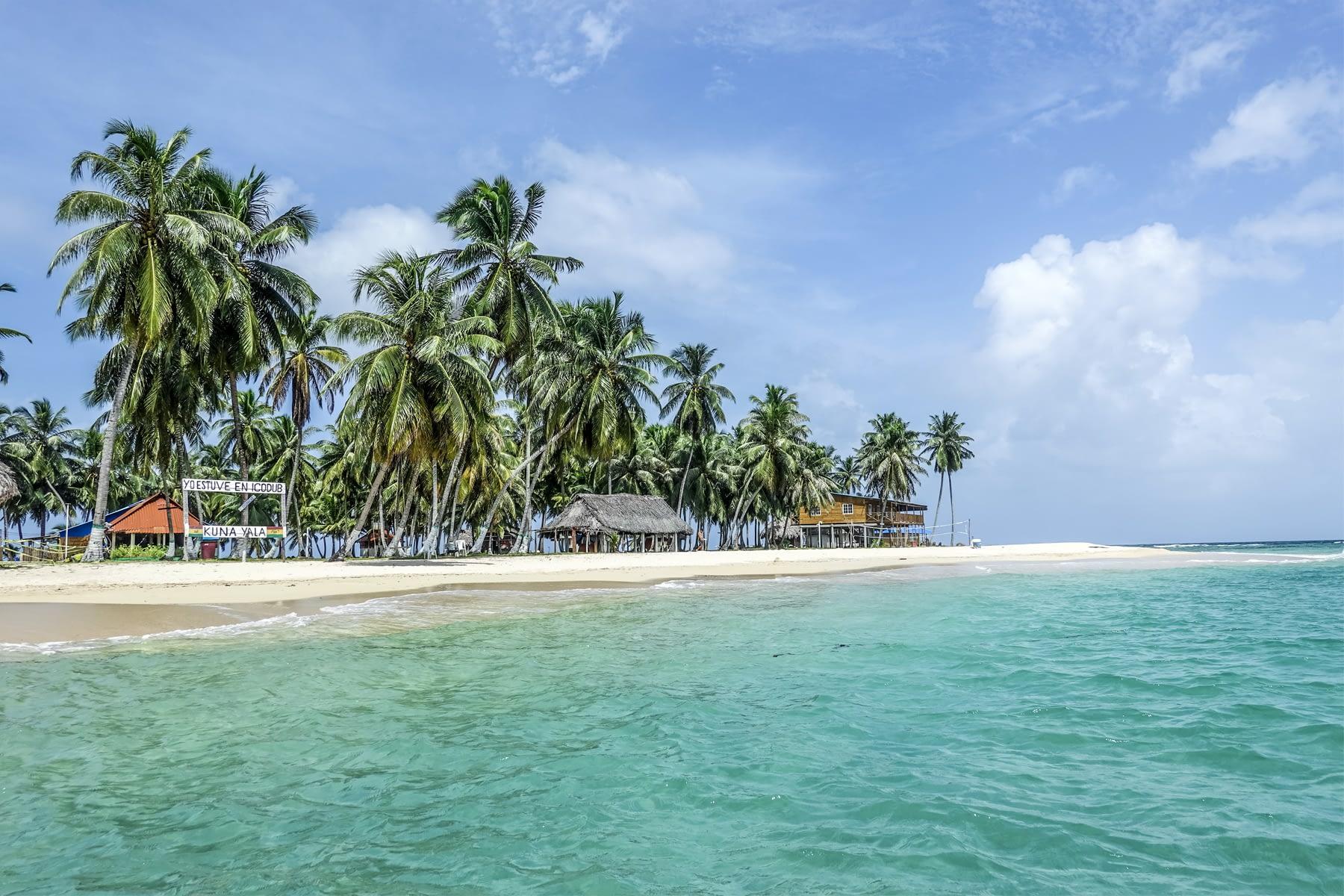 Isla Iggodub Playa