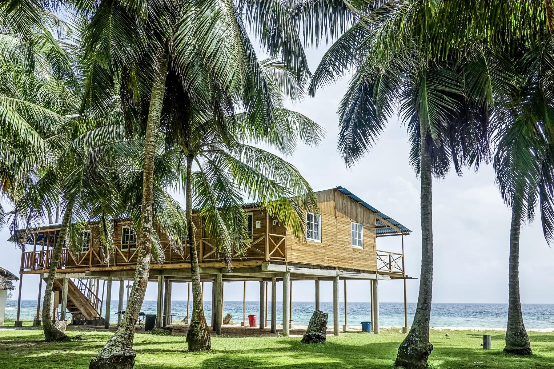 Isla Iggodub Habitación en Segunda Planta