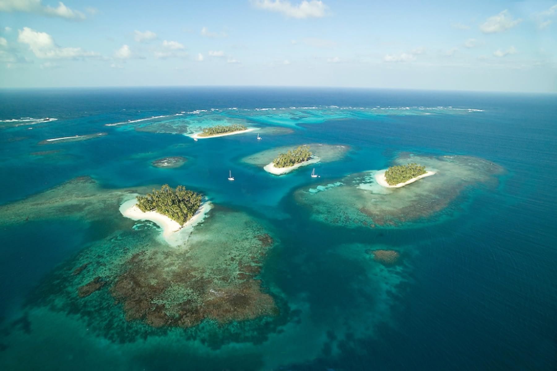 Islas en Gaimadubgan